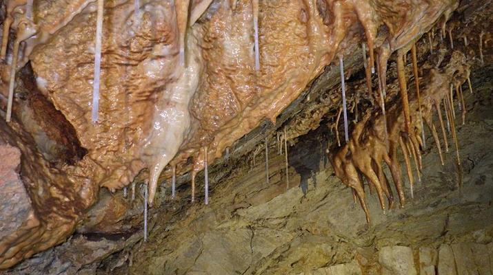 Spéléologie-Gorges du Tarn-Spéléologie dans la Grotte de Castelbouc dans les Gorges du Tarn-3