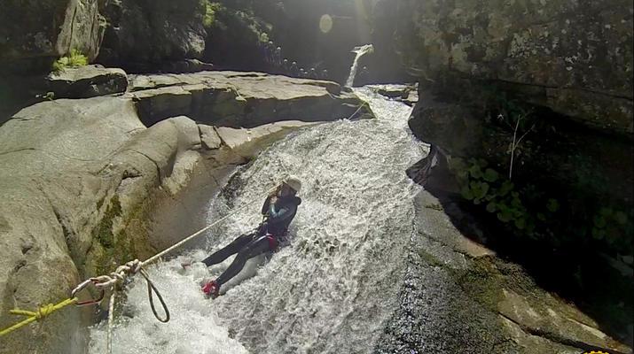 Canyoning-Gorges du Tarn-Canyon des gorges du Tapoul depuis Sainte-Enimie-4
