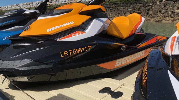 Jet Ski-La Rochelle-Excursion en Jet Ski à La Rochelle, Charente-Maritime-2