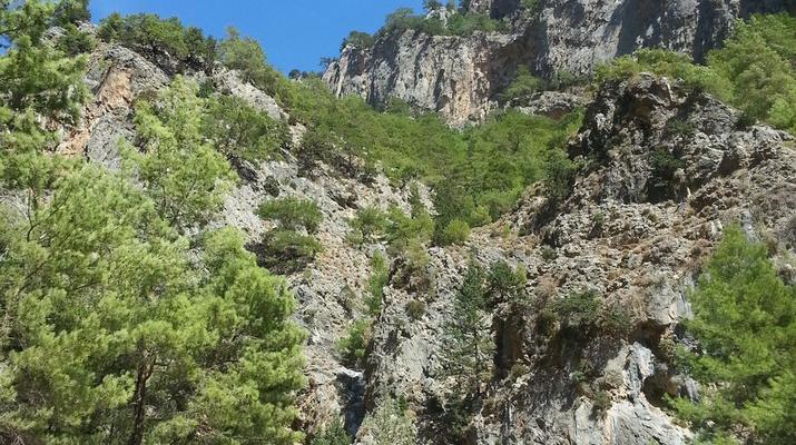 Wandern/Trekking-Almyrida-Trekking im Lefka Ori Gebirge auf Kreta-5
