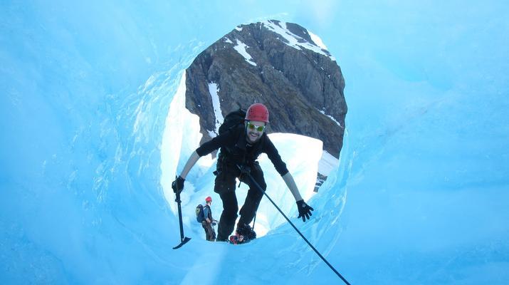Glacier hiking-Halsa-Hiking trip on Svartisen glacier in Northern Norway-4