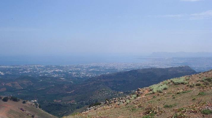 Wandern/Trekking-Almyrida-Trekking im Lefka Ori Gebirge auf Kreta-6