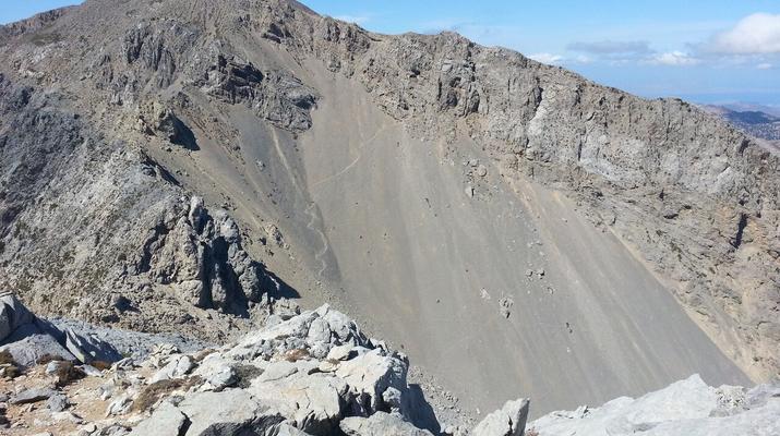 Wandern/Trekking-Almyrida-Trekking im Lefka Ori Gebirge auf Kreta-4