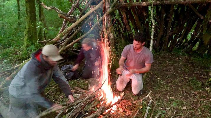Survival Training-Doubs-Survival training in Burgundy near Besançon-3