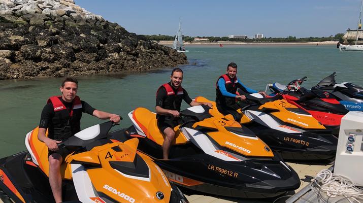 Jet Ski-La Rochelle-Excursion en Jet Ski à La Rochelle, Charente-Maritime-1