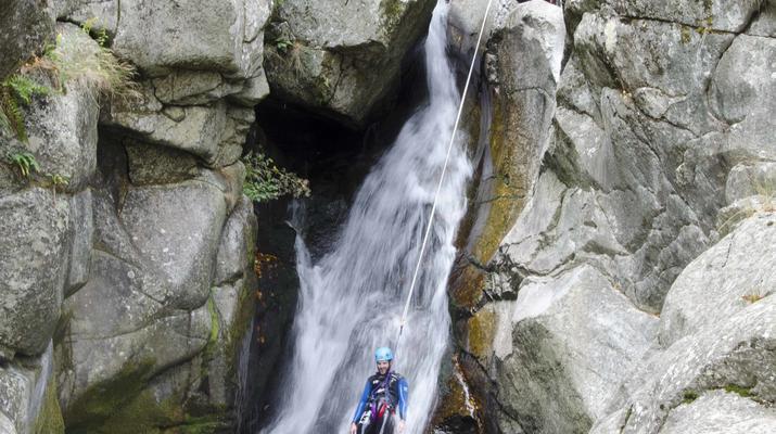 Canyoning-Gorges du Tarn-Canyon des gorges du Tapoul depuis Sainte-Enimie-3