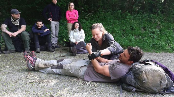 Survival Training-Dijon-Survival training in Burgundy near Dijon-4