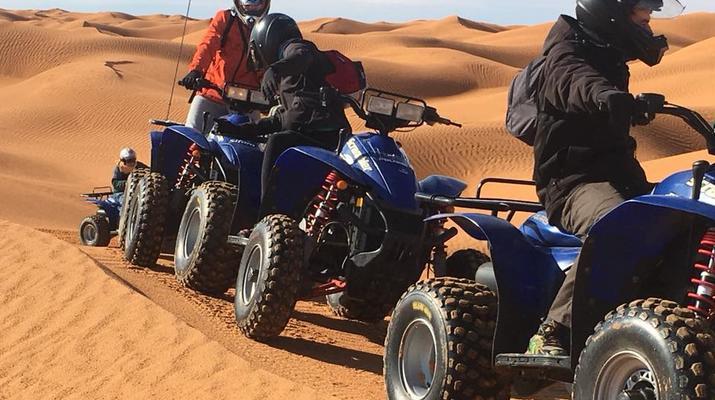 Quad-Douz-Excursión de 3 días en quad de Douz a Zmela-3