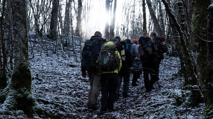 Survival Training-Doubs-Survival training in Burgundy near Besançon-6