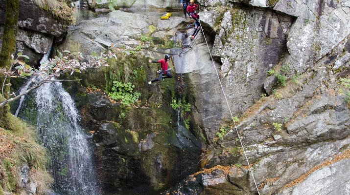 Canyoning-Gorges du Tarn-Canyon des gorges du Tapoul depuis Sainte-Enimie-6