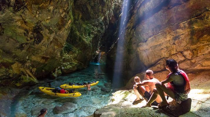 Sea Kayaking-Zadar-Sea kayaking tour in Dugi Otok from Zadar-1