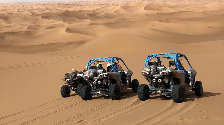 Quad biking-Agadir-Buggy between ocean and mountains in Agadir / Taghazout-2