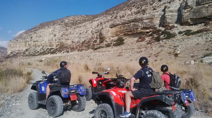 Quad-Limassol-Excursiones en quad o buggy desde Limassol, Chipre-2