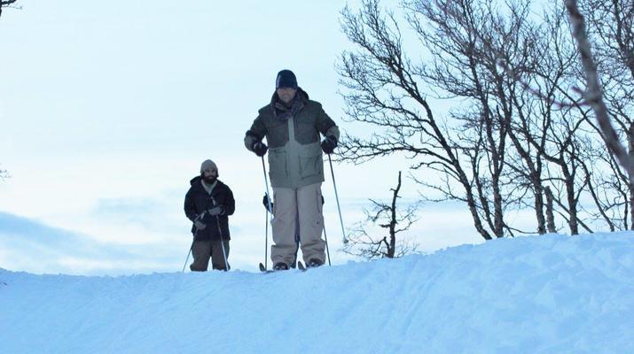 Cross-country skiing-Tromsø-Cross-country skiing excursion in Tromsø-6