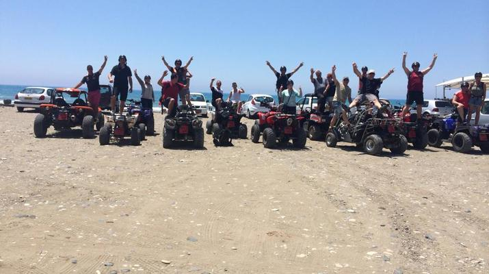 Quad-Limassol-Excursiones en quad o buggy desde Limassol, Chipre-3