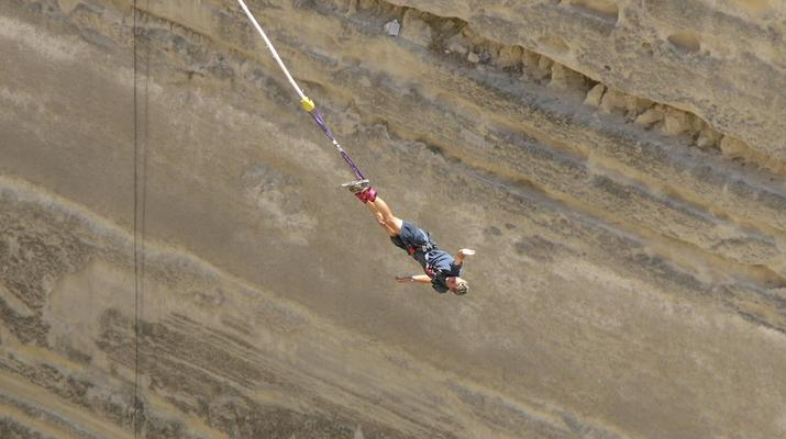 Bungee Jumping-Corinth-Bungee jumping in the Corinth Channel-5