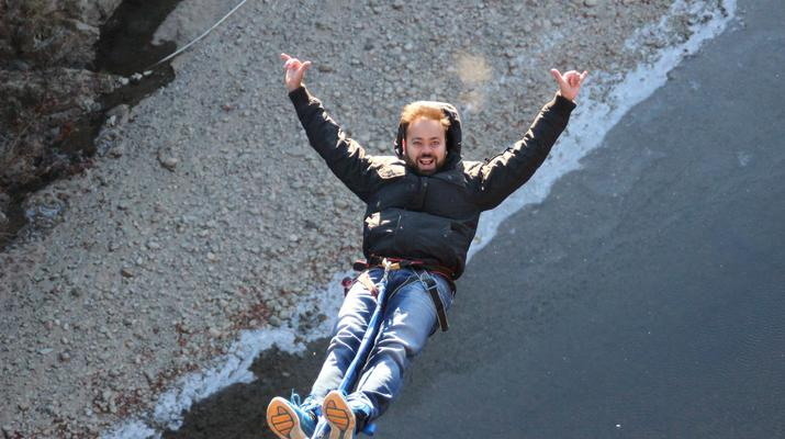 Bungee Jumping-Killiecrankie-Bungee Jump over the Garry River in Killiecrankie-2