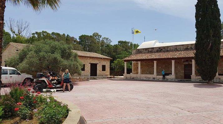 Quad-Limassol-Excursiones en quad o buggy desde Limassol, Chipre-6