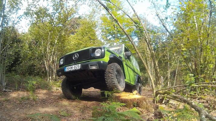 4x4-Karlovac-Excursion en Jeep tout-terrain au départ de Kamensko et découverte de l'Antiquité romaine-1