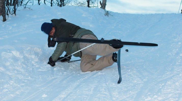 Cross-country skiing-Tromsø-Cross-country skiing excursion in Tromsø-5