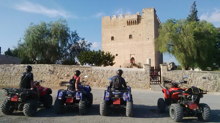 Quad-Limassol-Excursiones en quad o buggy desde Limassol, Chipre-1