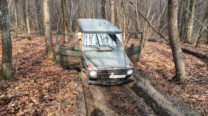 4x4-Karlovac-Excursion en Jeep tout-terrain au départ de Kamensko et découverte de l'Antiquité romaine-4
