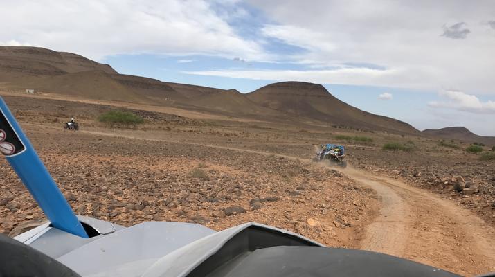 Quad biking-Agadir-Buggy between ocean and mountains in Agadir / Taghazout-3