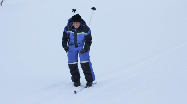 Cross-country skiing-Tromsø-Cross-country skiing excursion in Tromsø-2
