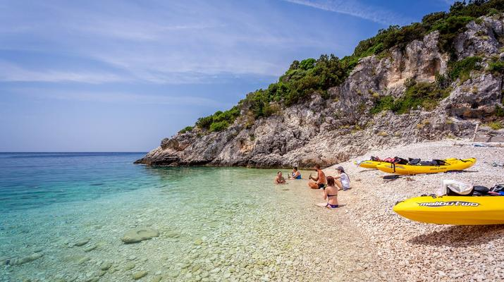 Sea Kayaking-Zadar-Sea kayaking tour in Dugi Otok from Zadar-2