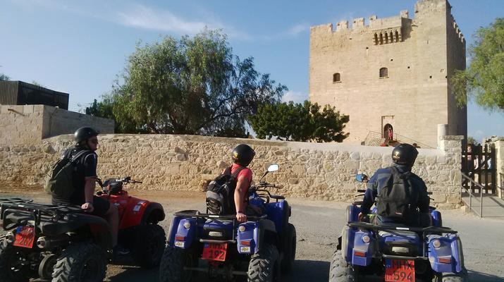 Quad-Limassol-Excursiones en quad o buggy desde Limassol, Chipre-5
