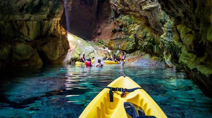 Sea Kayaking-Zadar-Sea kayaking tour in Dugi Otok from Zadar-3