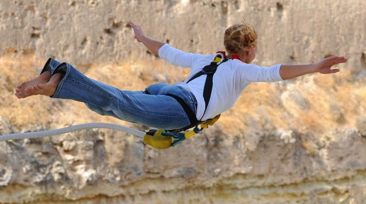 Bungee Jumping-Corinth-Bungee jumping in the Corinth Channel-1
