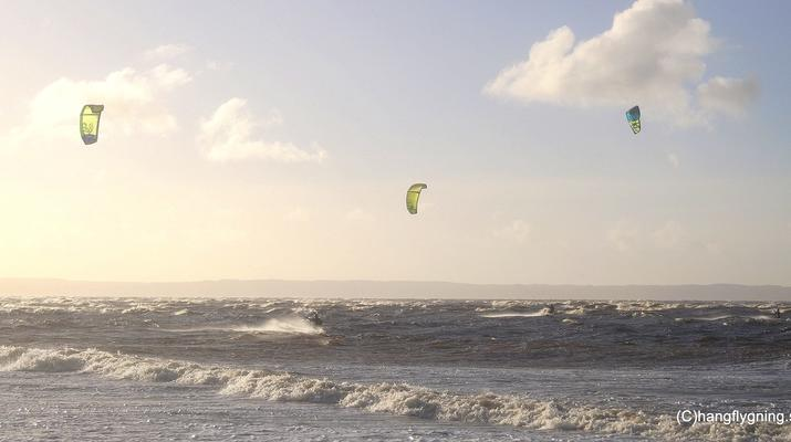 Kitesurfen-Halmstad-Lenkdrachenkurse in Halmstad-3