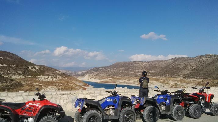 Quad-Limassol-Excursiones en quad o buggy desde Limassol, Chipre-4