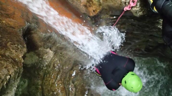 Canyoning-Lake Garda-Beginner Canyoning Tour from Gumpenfever Canyon to Lake Garda-4