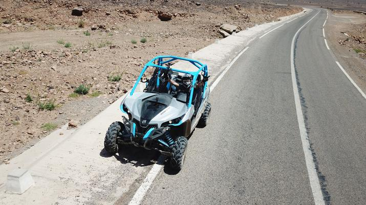Quad biking-Agadir-Buggy between ocean and mountains in Agadir / Taghazout-4