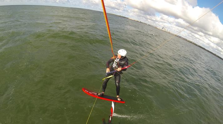 Kitesurfen-Halmstad-Lenkdrachenkurse in Halmstad-6