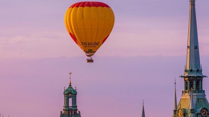 Heißluftballon-Stockholm-Heißluftballonfahrt in Stockholm-1