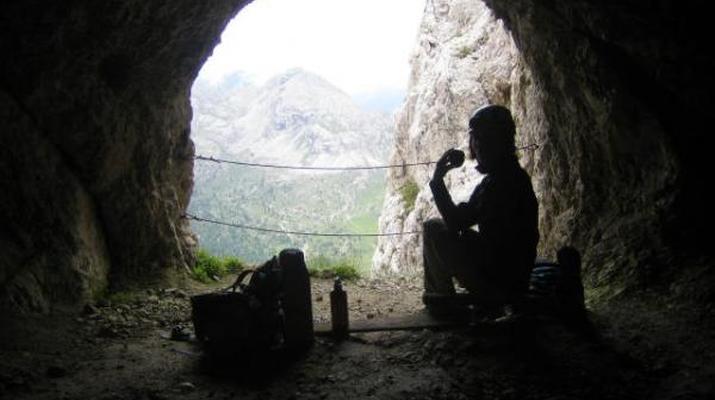 Via Ferrata-Bolzano-Via Ferrata Col Rodella, près de Bolzano-3