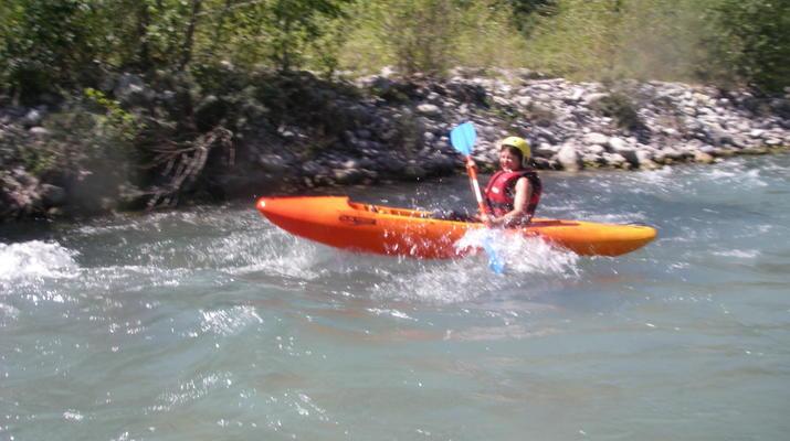 Canoë-kayak-Nice-Descente du Var en canoë-kayak depuis Villars-sur-Var-5