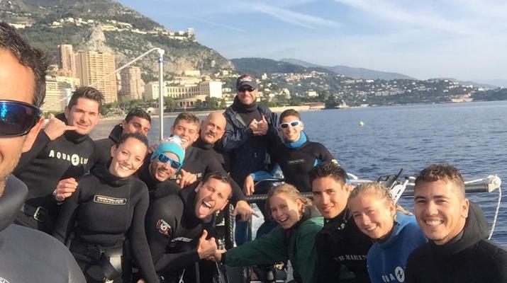 Apnée-Monaco-Journée découverte de l'apnée à Monaco-2