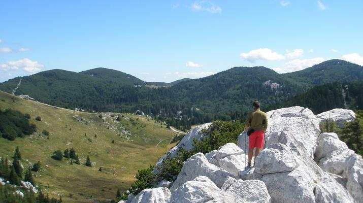 Randonnée / Trekking-Risnjak National Park-Excursion pédestre guidée dans le parc national de Risnjak-2