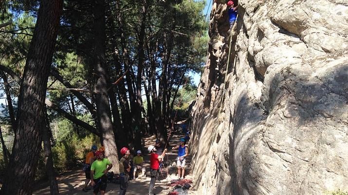 Rock climbing-Madrid-Rock climbing near madrid-4