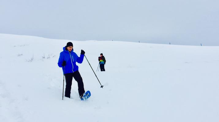 Schneeschuhwandern-Immenstadt-Schneeschuhwandern in den Allgäuer Alpen-4