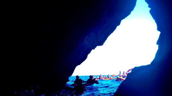 Sea Kayaking-Menorca-Sea Kayaking Excursion from Fornells in Menorca-6