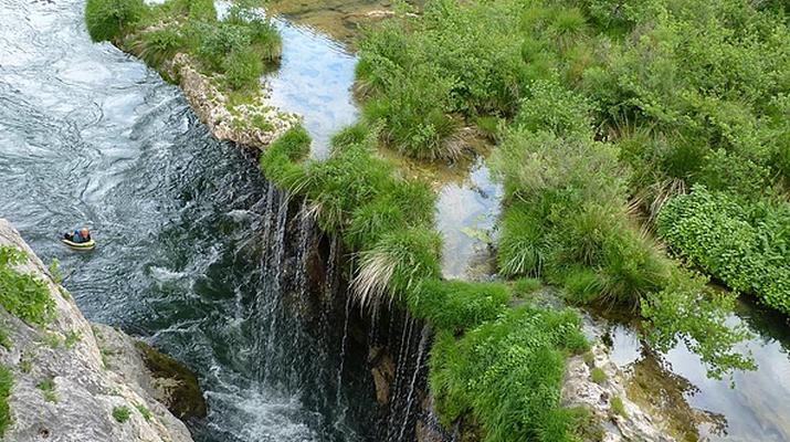 Hydrospeed-Saint-Guilhem-le-Désert-Descente de l'Hérault en Hydrospeed près de Montpellier-1