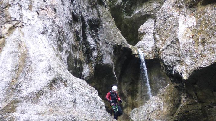 Canyoning-Berchtelsgadener Land-Canyoningtour in der Strubklamm-6
