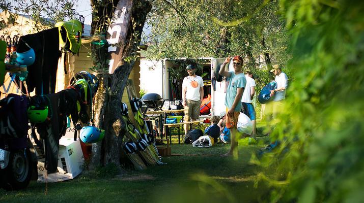 Kitesurfing-Lake Garda-Kitesurf lessons at Lake Garda-5