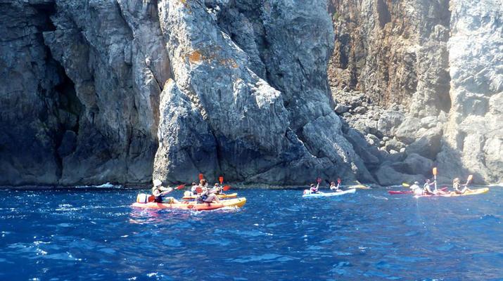 Sea Kayaking-Menorca-Sea Kayaking Excursion from Fornells in Menorca-5