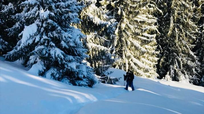 Schneeschuhwandern-Immenstadt-Schneeschuhwandern in den Allgäuer Alpen-5
